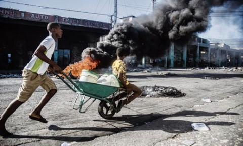 Ydf onlusten haïti
